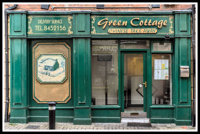 Green Cottage Takeaway, Malahidw - Tel: 01 845 2156 / 01 845 2452