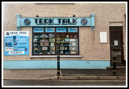 Teck Talk, 2 Main Street, Dunshaughlin - Tel: 085 237 9441