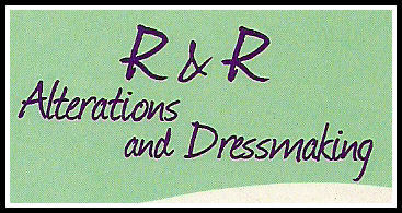 R&R Alterations & Dressmaking, Main St, Ratoath, Co. Meath.